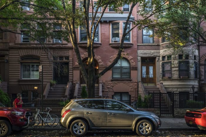 Much of the properties taken by the Third Party Transfer (TPT) program are located in rapidly gentrifying neighborhoods in New York City (Photo by Tsubasa Berg).